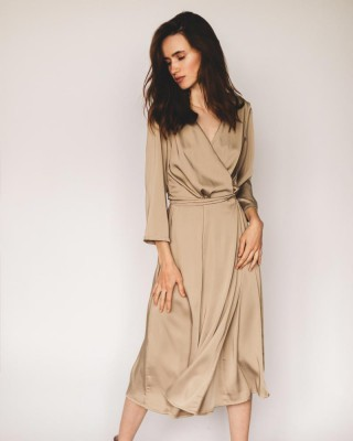 Women's Silk Nightgown