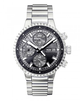 Men's Quartz Stainless Steel Watch
